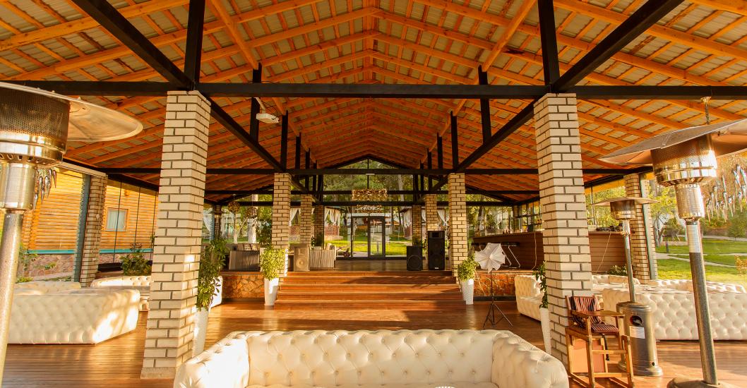ресторан krokus park resort
